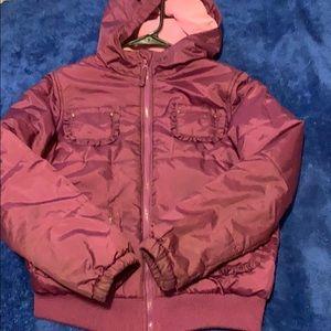 winter bubble jacket ;)
